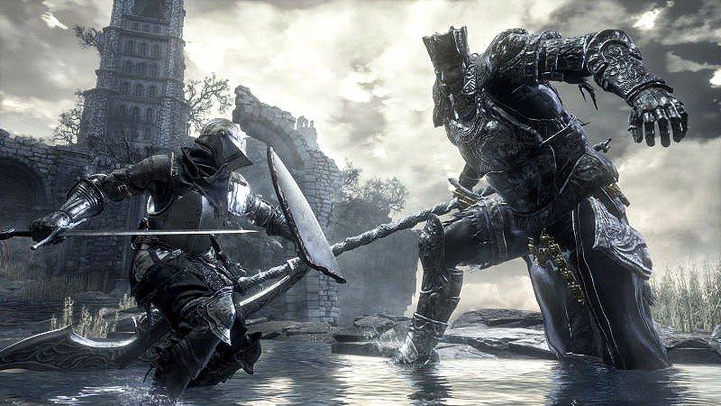 Dark Souls 3: Un usuario vence al Campeón Gundyr con una divertida artimaña