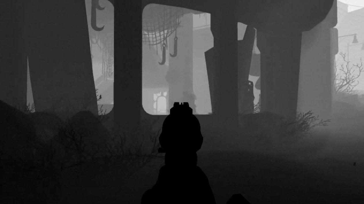 Fallout 4, Dark Souls y Borderlands 2 lucen así en blanco y negro