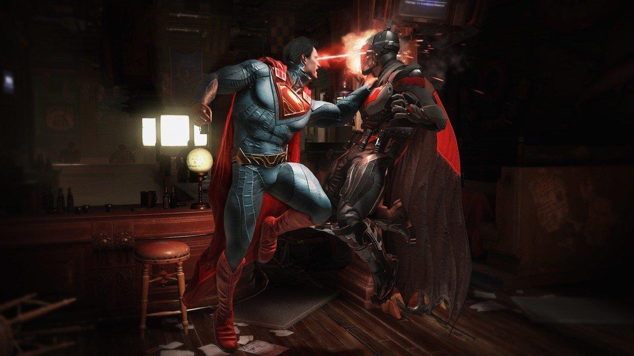 Injustice 2 vuelve a enfrentar a Batman y Superman en su nuevo tráiler