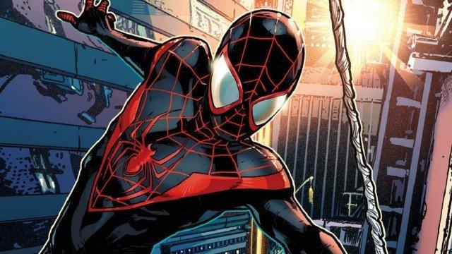 Spider-Man se introduce en el universo DC en su último cómic