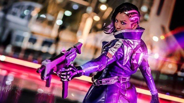 Overwatch: Una cosplayer dona su pelo a una buena causa