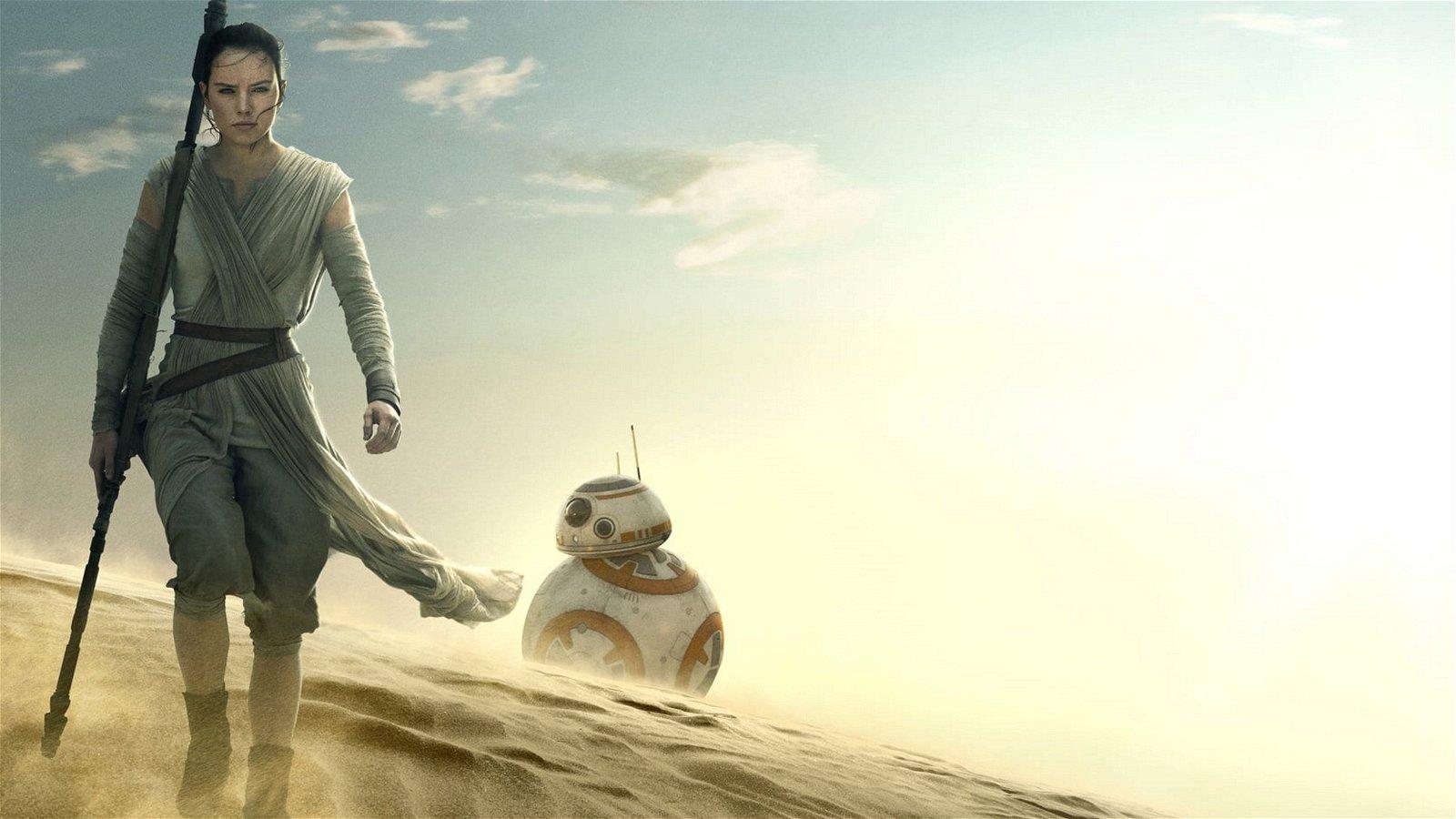 Star Wars: The Last Jedi presentará tres nuevos planetas