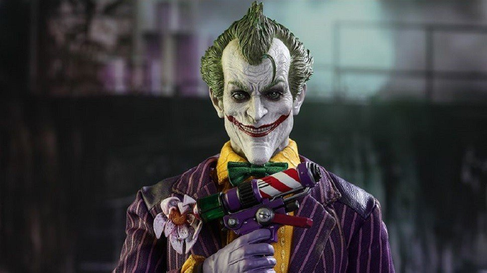 Batman: Arkham Asylum: El Joker ya tiene su propia y espectacular figura