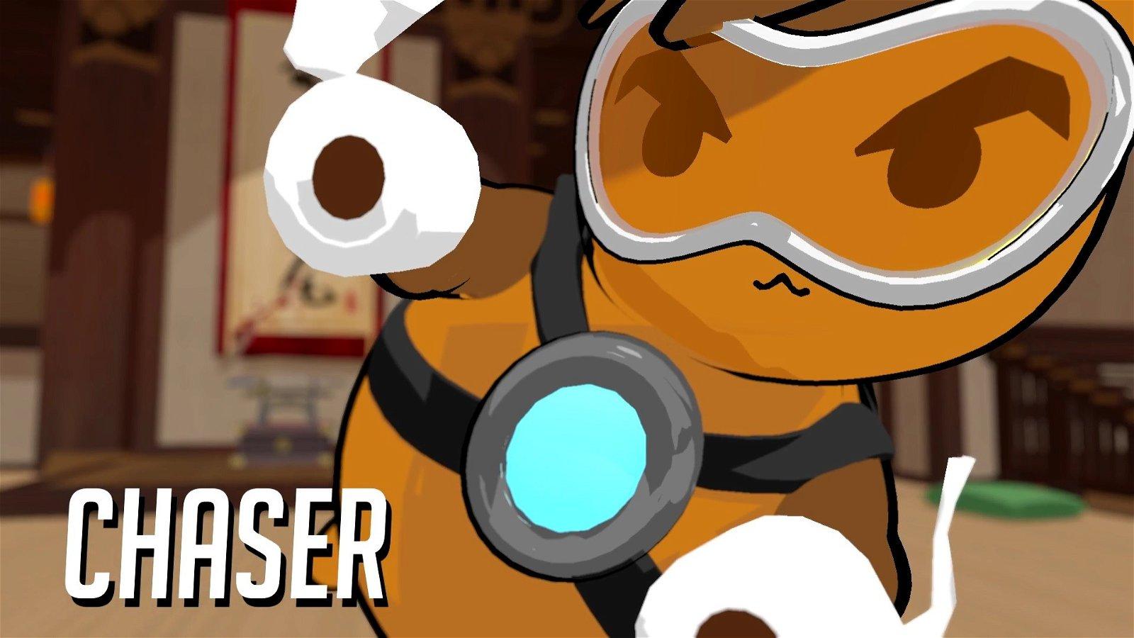 Overwatch: Un fan transforma a los personajes del juego en gatos