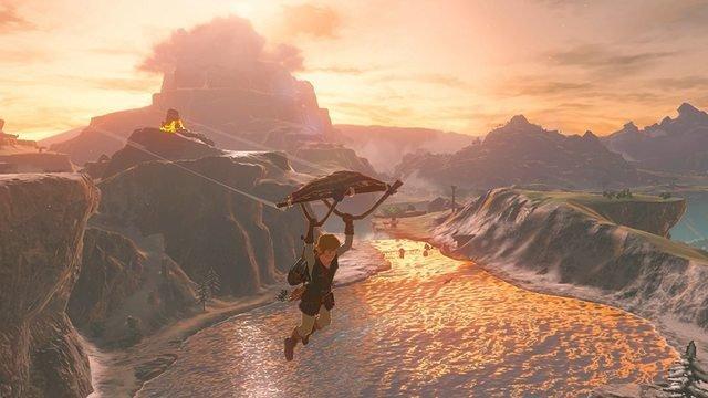 The Legend of Zelda: Breath of the Wild ha basado su mapa en una ciudad real