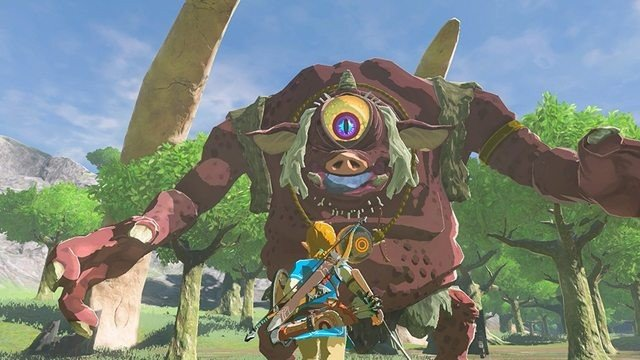 The Legend of Zelda: Breath of the Wild confirma el regreso de uno de los personajes más queridos