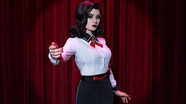 BioShock Infinite, el cosplay de Elizabeth que nos gustaría bajar de las nubes