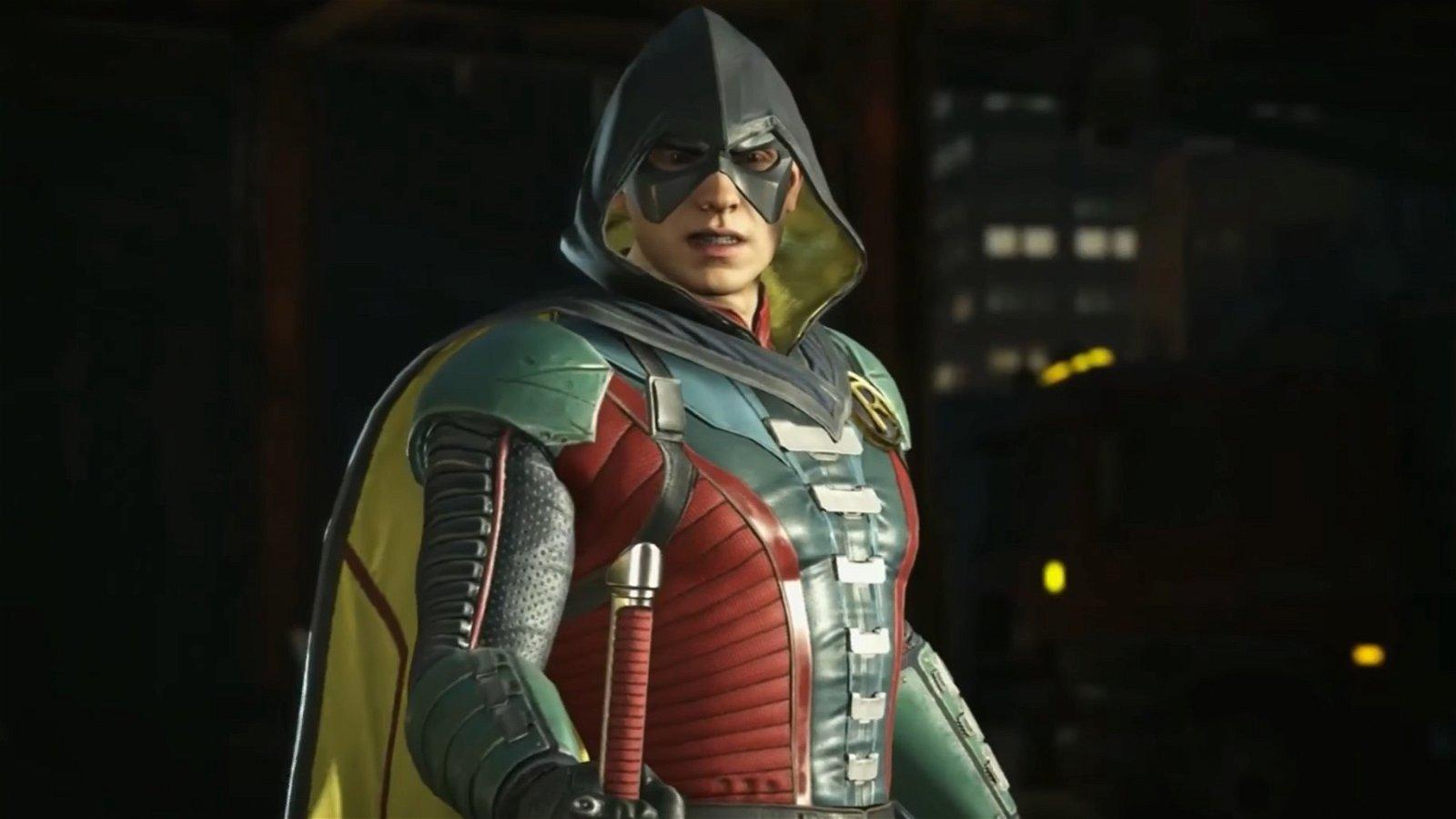 Injustice 2 presenta a Robin en su nuevo tráiler
