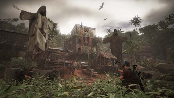 Ghost Recon Wildlands presenta las fechas para su beta abierta