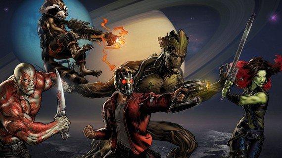 Guardianes de la Galaxia: El videojuego de Telltale aparece listado para Nintendo Switch