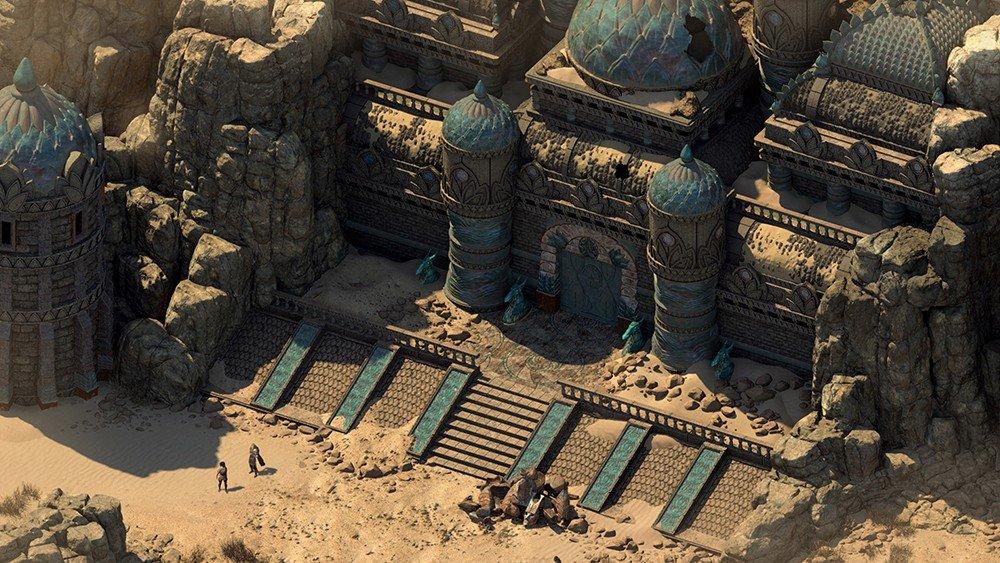 Pillars of Eternity 2: Deadfire supera con creces las expectativas de financiación