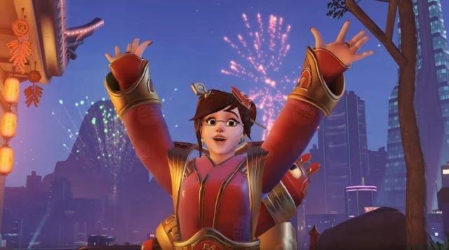 Overwatch: Todos sus contenidos del evento de año nuevo chino