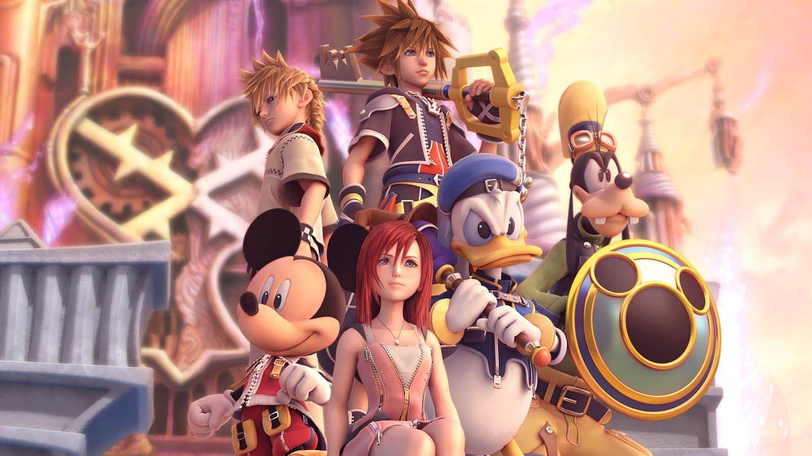 Kingdom Hearts y cómo explicarle su argumento a la gente
