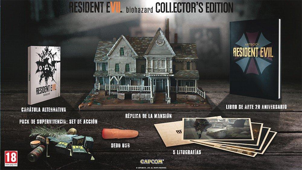 Concurso Resident Evil 7