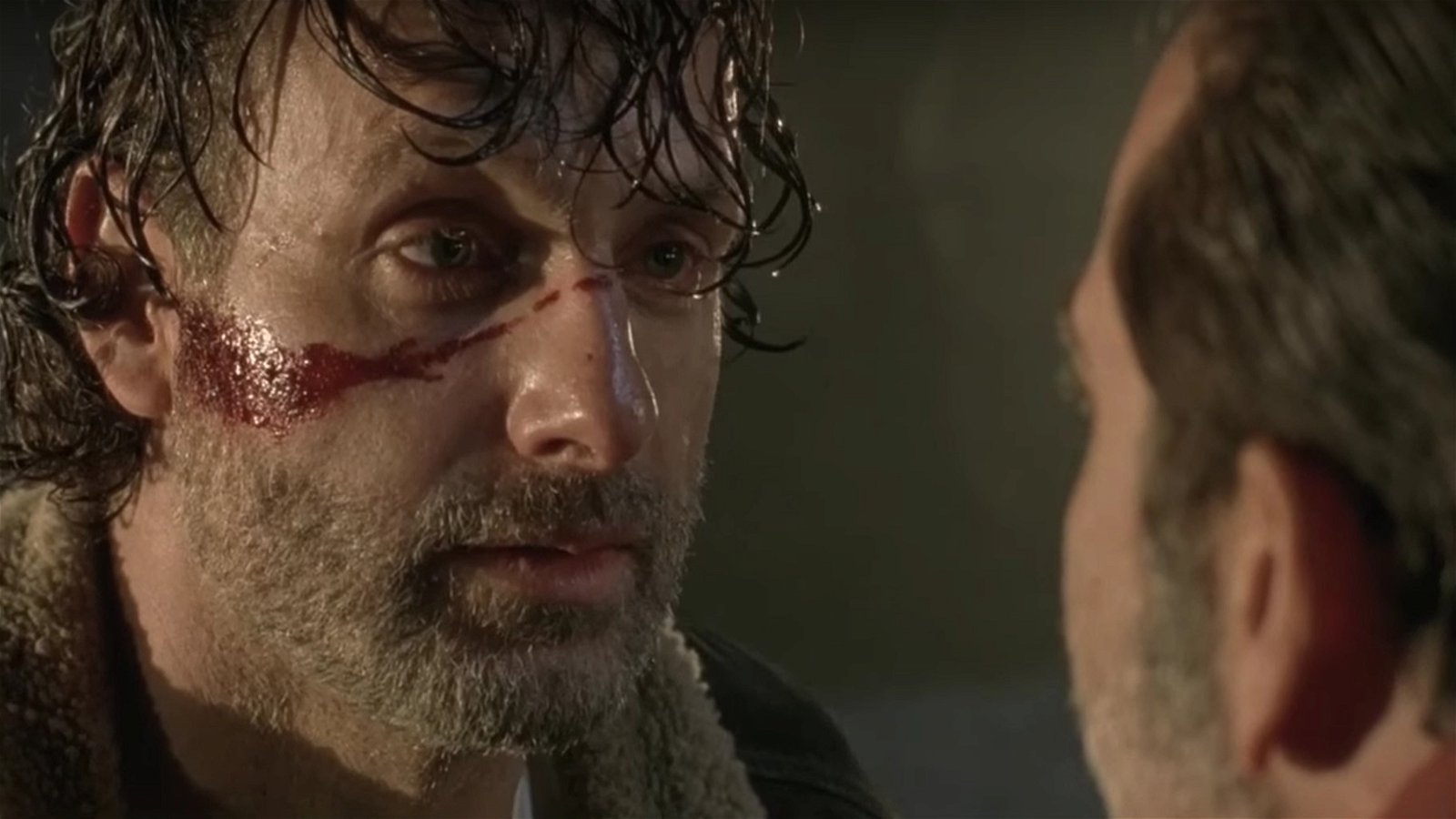 The Walking Dead hizo un guiño a Expendiente X en su último episodio