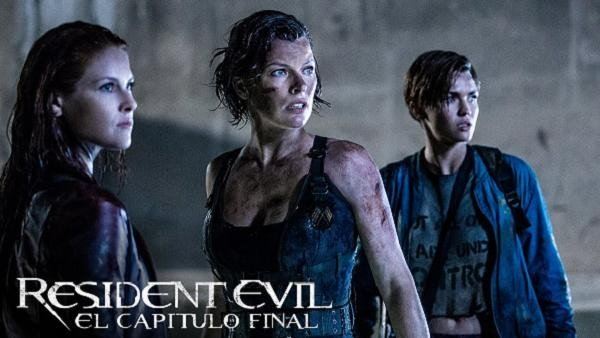 Crítica Resident Evil: Capítulo Final: ¡Ya la hemos visto!