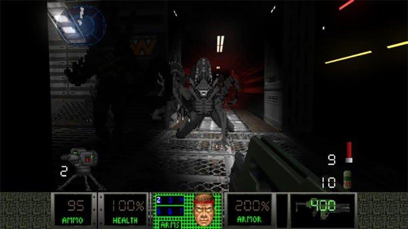 Este mod para Doom podría ser el juego que Aliens merecía
