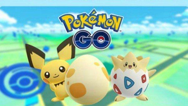 Pokémon GO incorporará Pokémon de segunda generación sin necesidad de incubar