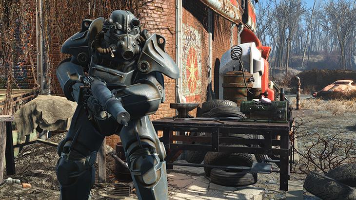 Fallout 4 recibirá el parche para PlayStation 4 Pro la semana que viene