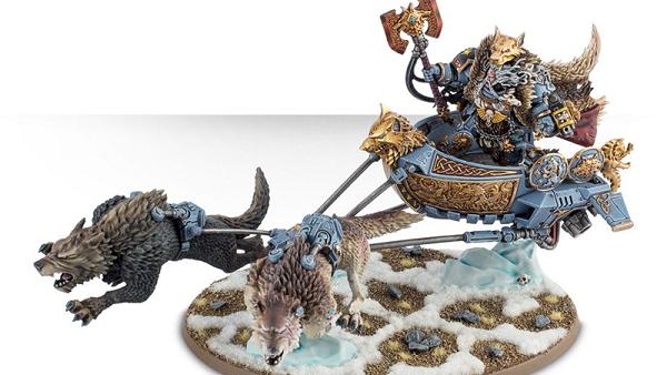 PETA pide que los personajes de Warhammer dejen de vestir pieles