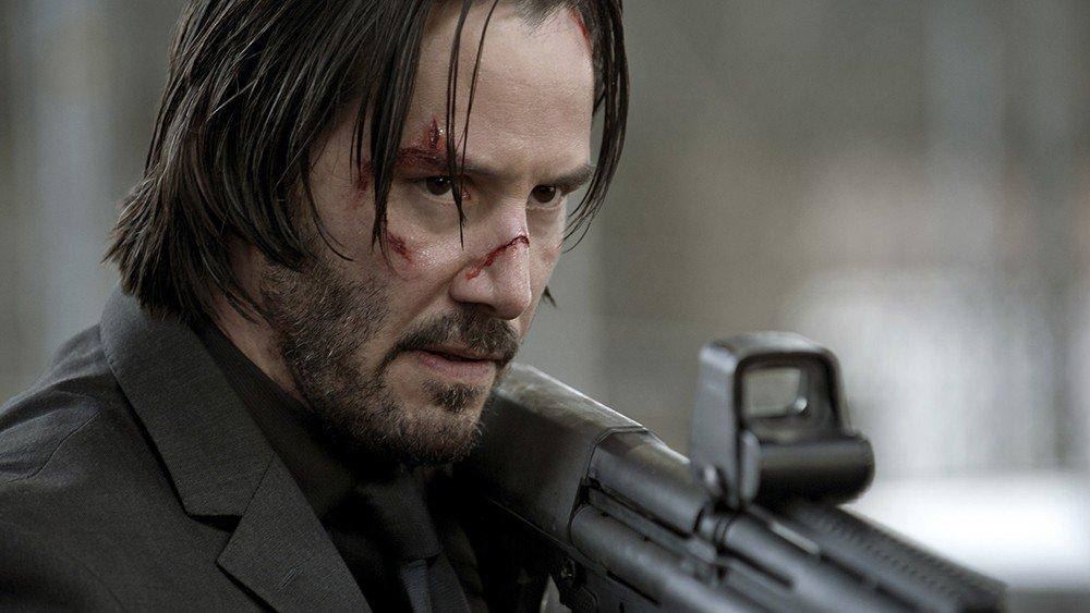 John Wick 2 reunirá a Keanu Reeves y Laurence Fishburne, protagonistas de Matrix