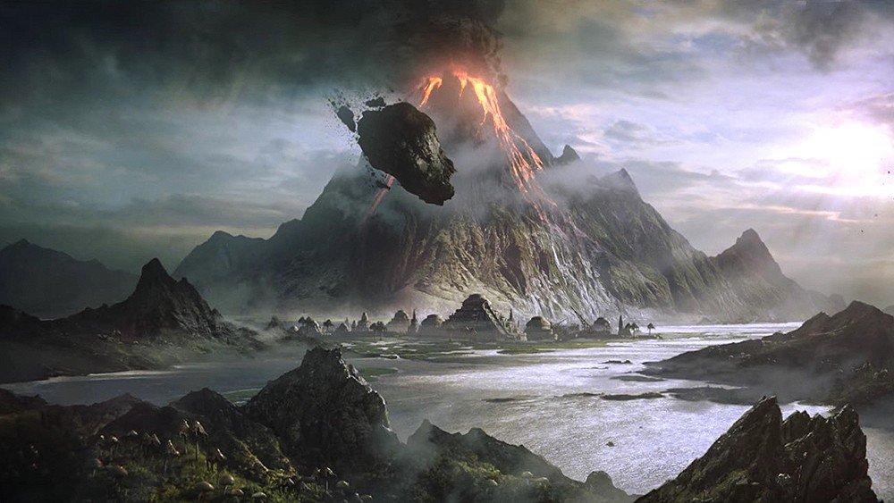 The Elder Scrolls Online presenta Morrowind, su nueva expansión