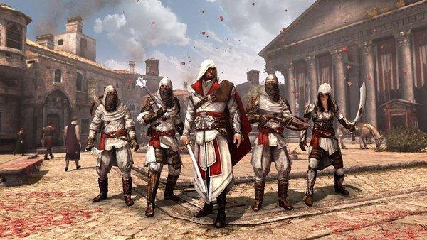 Salen a la luz diseños para un Assassin's Creed en realidad virtual