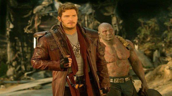 Guardianes de la Galaxia Vol. 2 presenta nuevas imágenes