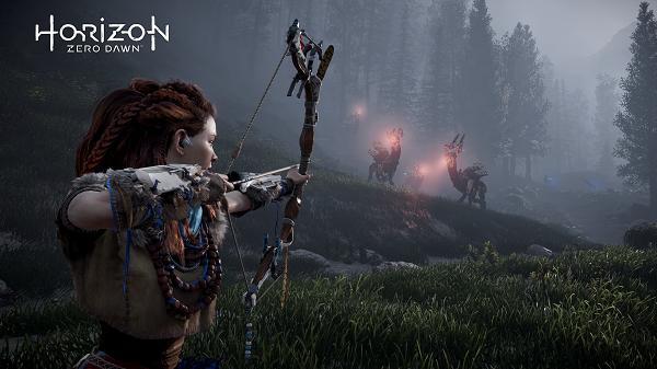 Horizon: Zero Dawn muestra un nuevo vídeo centrado en las habilidades y mecánicas del juego