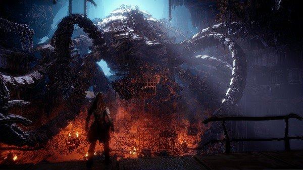 Horizon: Zero Dawn: Así se crearon sus criaturas robóticas