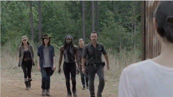 The Walking Dead muestra nuevos detalles de la segunda mitad de su séptima temporada