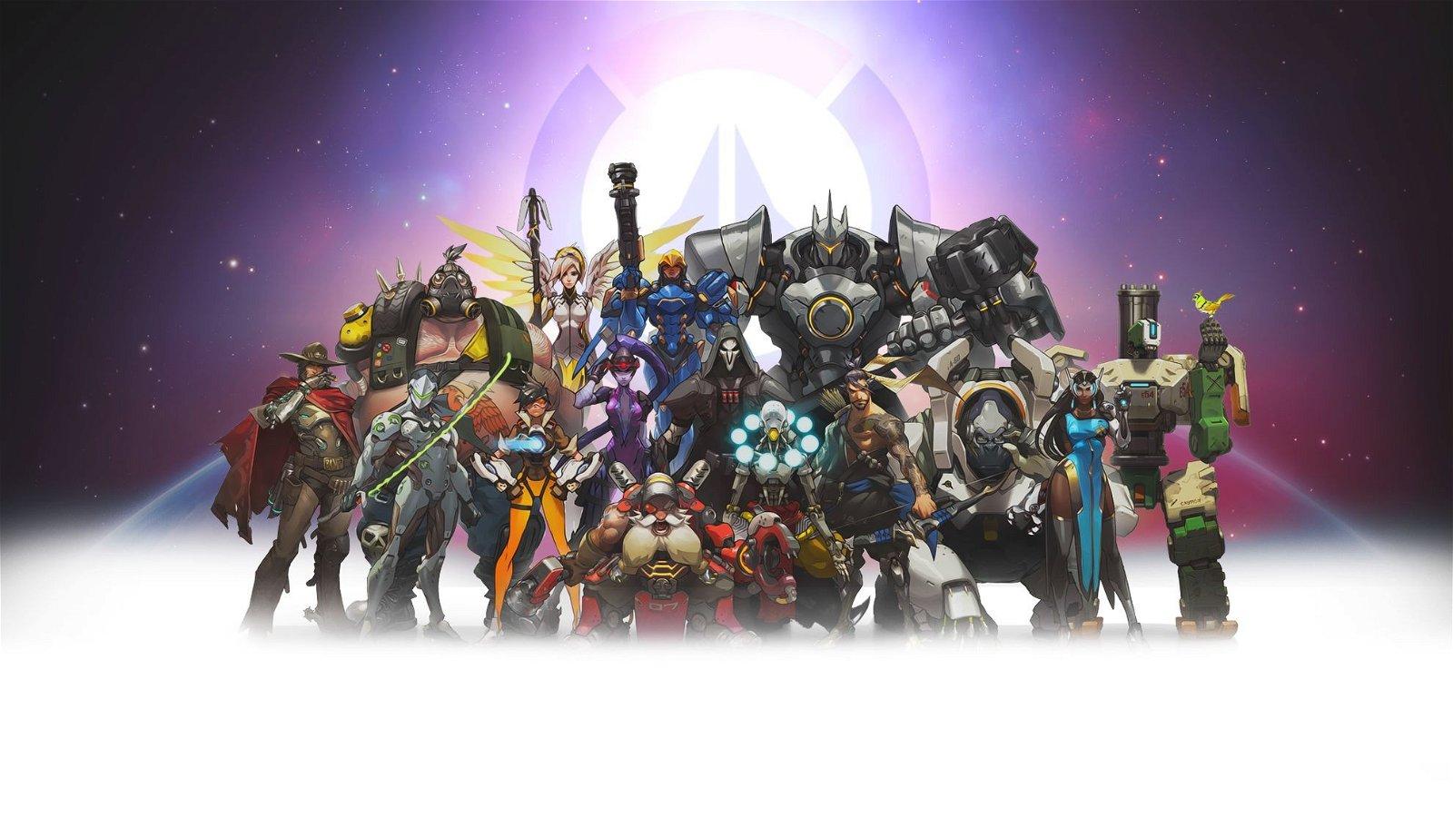 Overwatch: Blizzard explica la razón por la que abandonó la novela gráfica de la serie