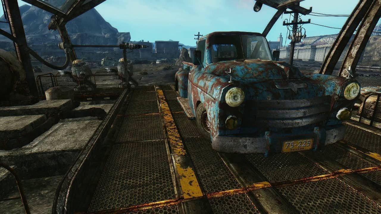 Fallout: New Vegas incorpora vehículos móviles gracias a su nuevo mod