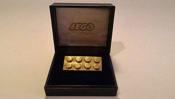 La pieza de LEGO más cara del mundo cuesta 20.000 euros