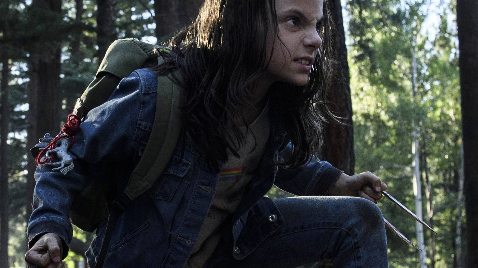 Logan: Una increíble imagen nos muestra a Laura con el traje de Lobezno en los comics
