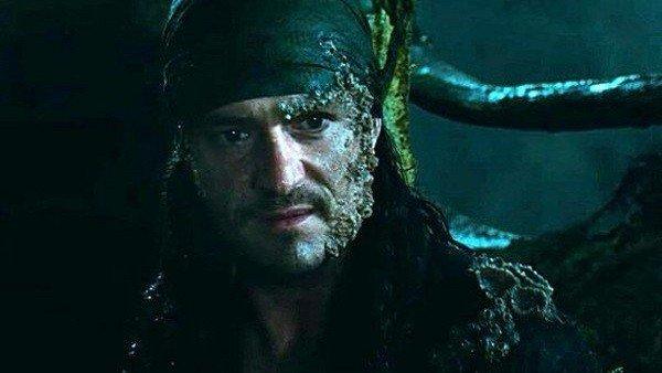¿Por qué Will Turner tiene tan mal aspecto en Piratas del Caribe: La venganza de Salazar?