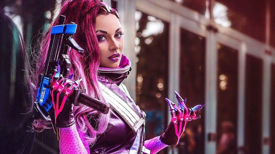 Overwatch inspira estos cosplays de sus héroes