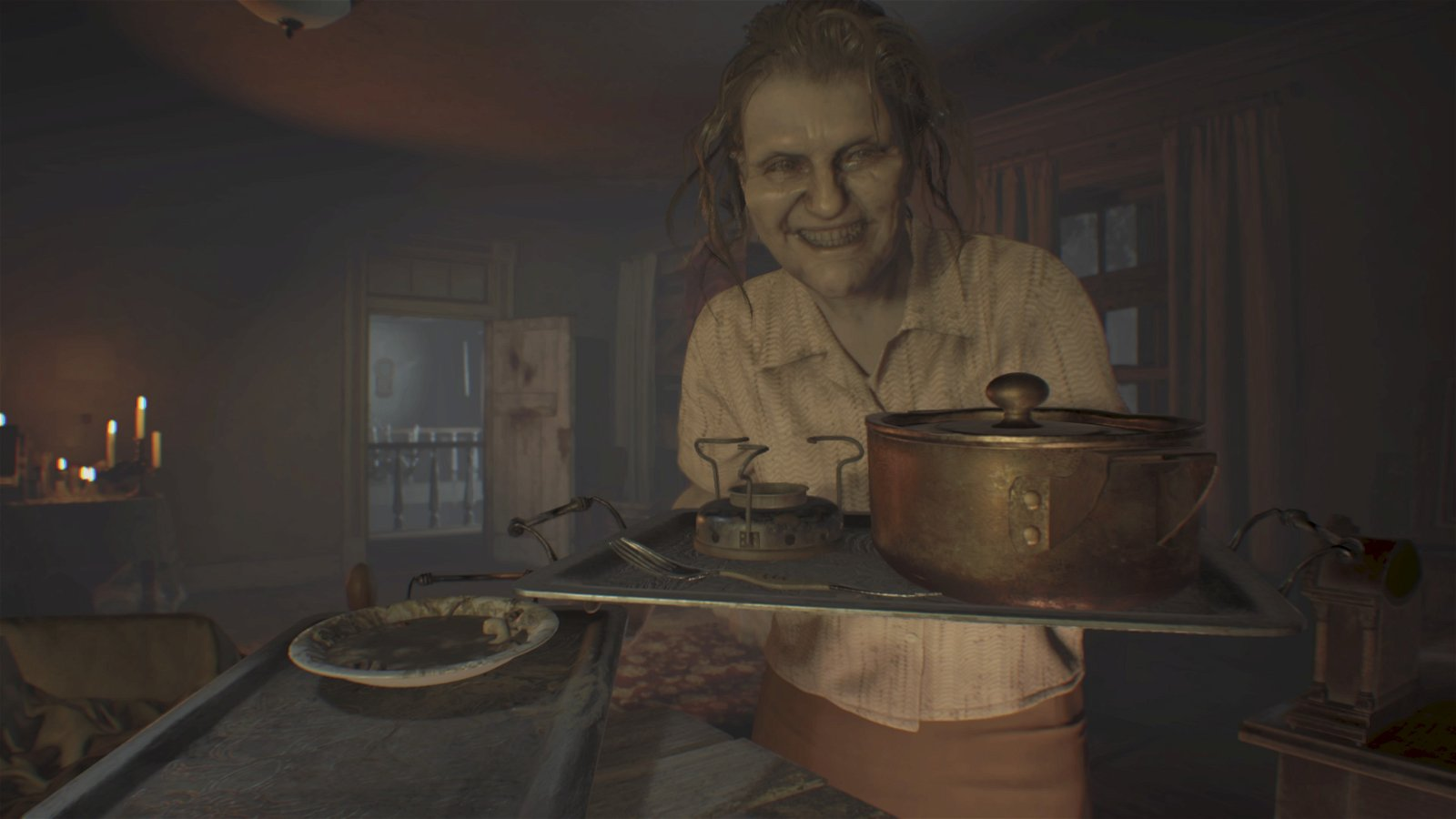 Resident Evil 7: Su DLC estaría basado en la novela Misery de Stephen King