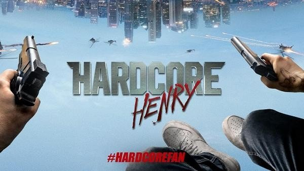 Hardcore Henry: Crítica y análisis del DVD