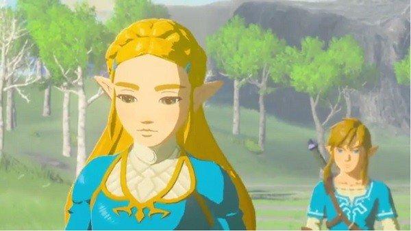 Comparan The Legend of Zelda: Breath of the Wild con sus primeras imágenes de 2014