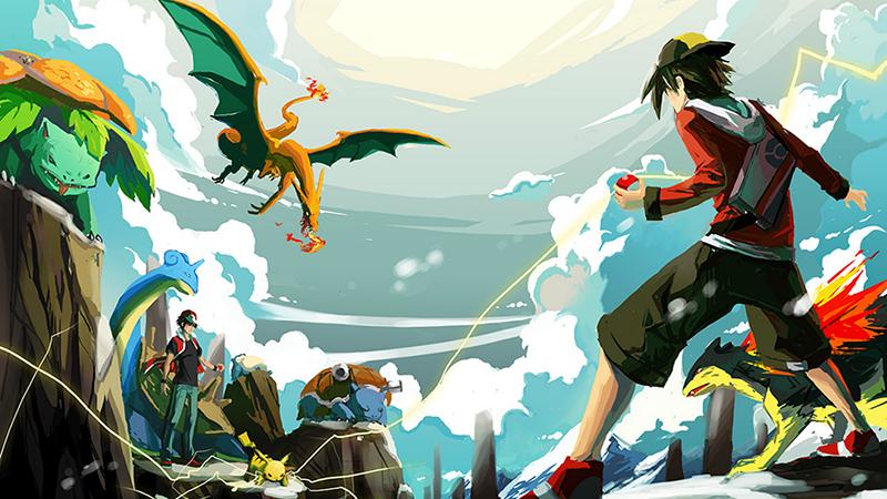 Pokémon: Un dibujante imagina cómo serían si fuesen personas