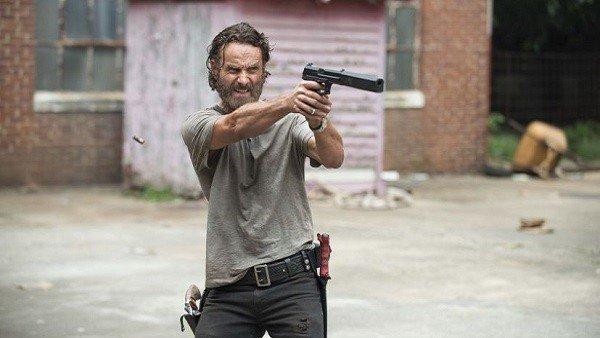 The Walking Dead: Andrew Lincoln anticipa mucha sangre en los nuevos episodios