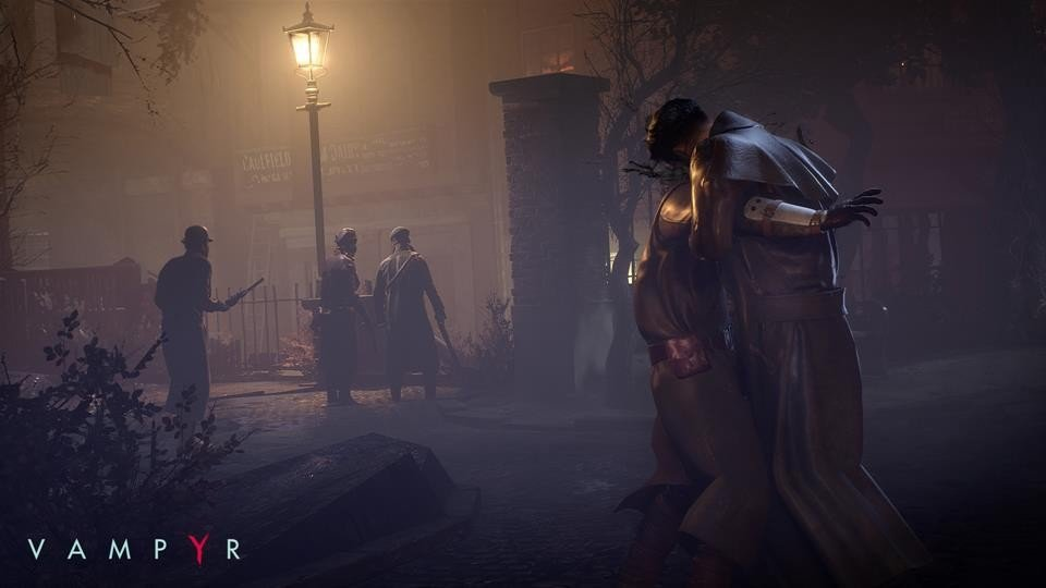 Vampyr ofrece nuevos detalles sobre su jugabilidad