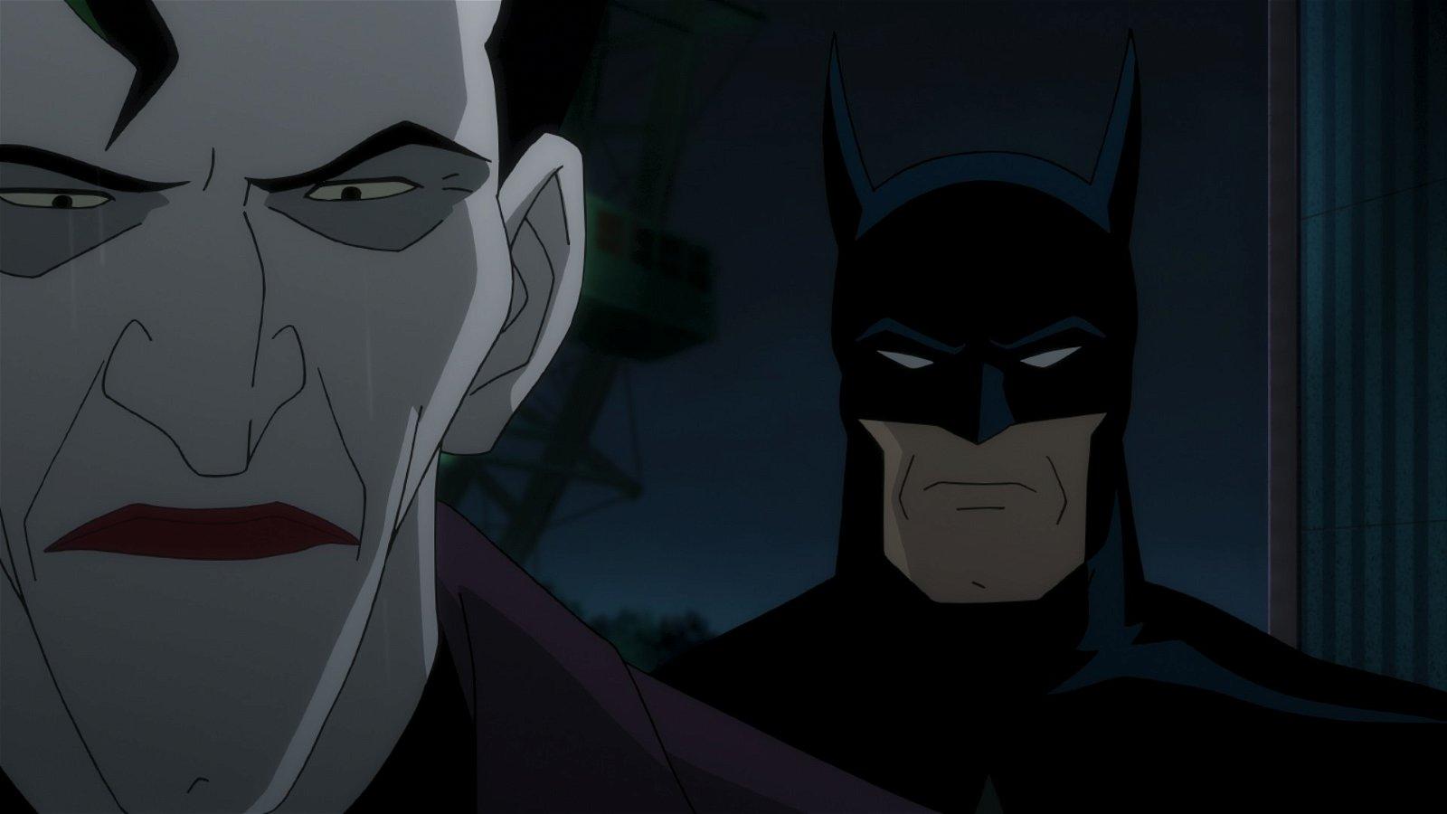 Batman tiene estas películas de animación imprescindibles