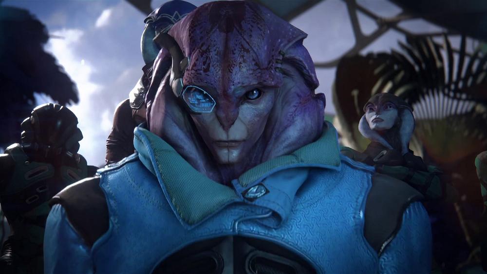 Mass Effect: Andromeda ofrece más información sobre uno de sus personajes en un nuevo vídeo