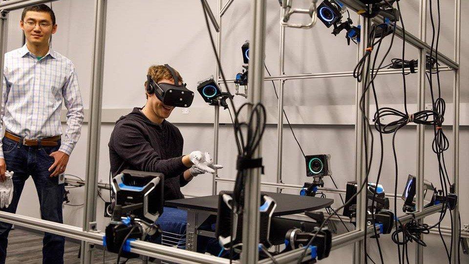 Oculus VR trabaja en nuevas tecnologías para convertirte en el mismísimo Spider-Man