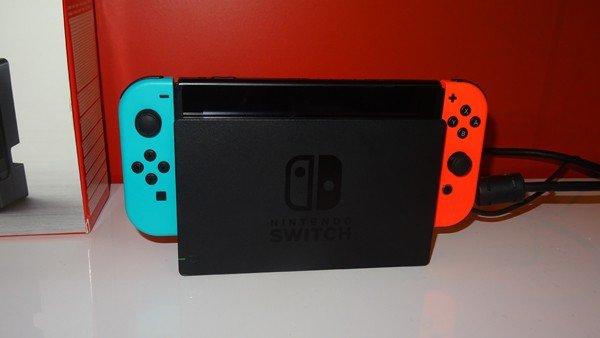 Nintendo Switch: Primeras impresiones tras probar la consola