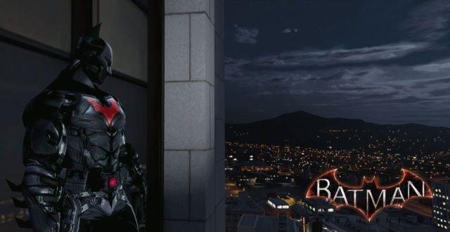 El Batman del futuro llega a Grand Theft Auto V mediante un mod