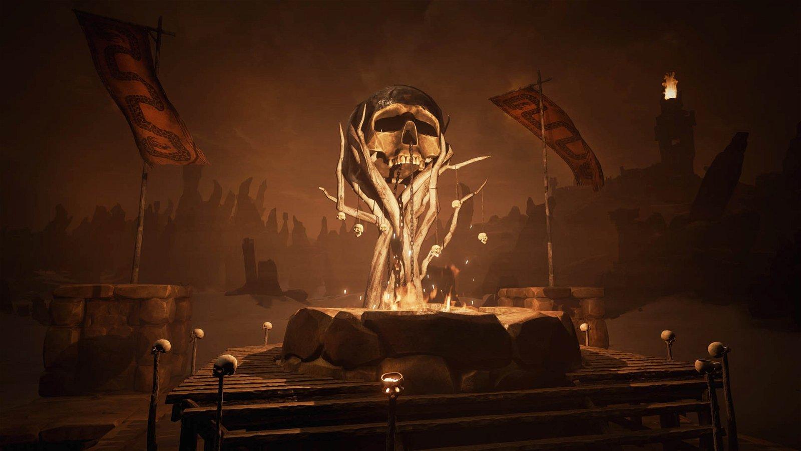Conan Exiles recibe el soporte para mods
