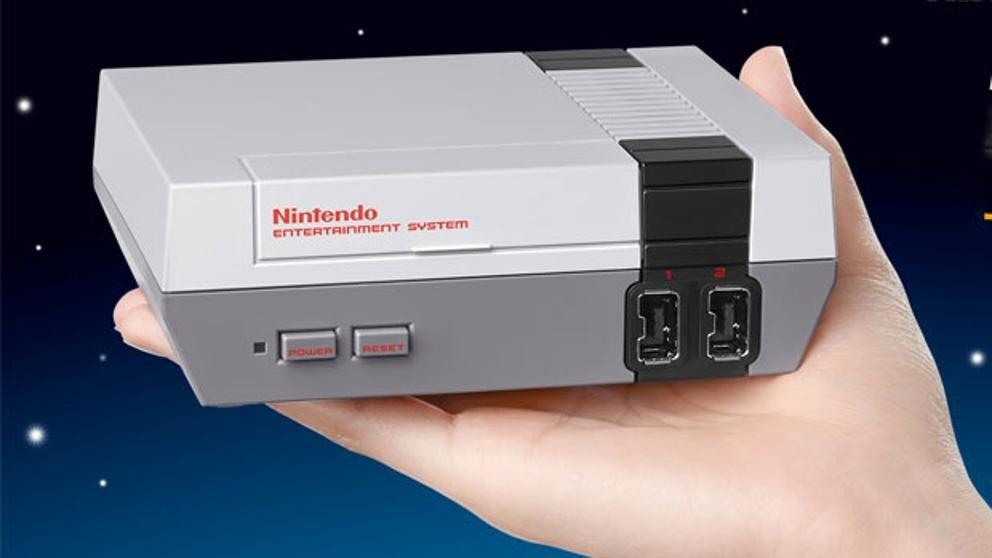NES Mini podría poner fin a su producción